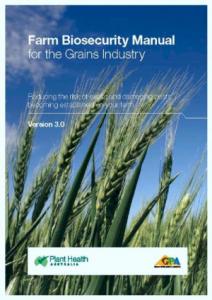 Farm Biosecurity Manual